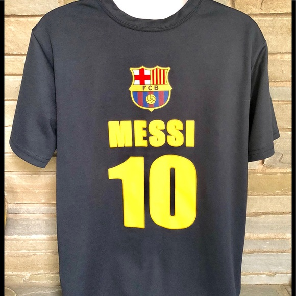 reputable site 37ee6 a1158 FCB (Football Club Barcelona) Lionel Messi Jersey